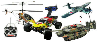 Australian certification for radio controlled models