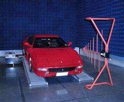 Automotive EMC testing - Regulation 10 Vehicle testing