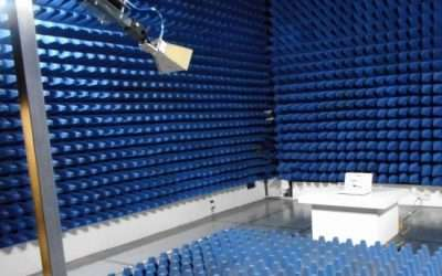 ANSI C63.4: 2014 compliant iOATS test site