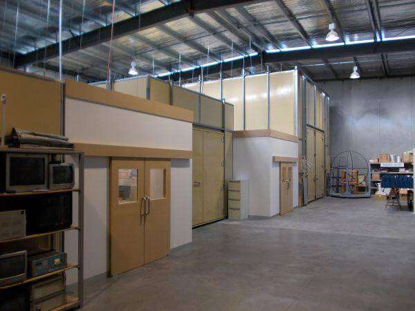 Electromagnetic compatibility test lab for emissions and immunity testing
